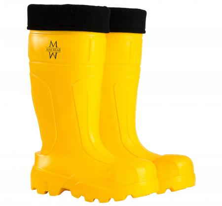 marwear yellow boots